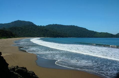 Objek Tempat wisata pantai plengkung/G-land banyuwangi