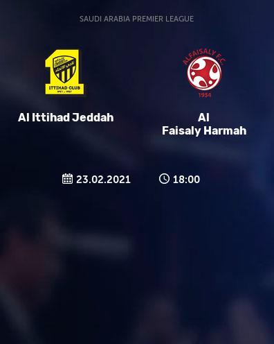 بث مباشر مباراة الاتحاد السعودي والفيصلي
