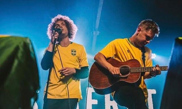 Seafret faz show emocionante em sua primeira passagem pelo Brasil!