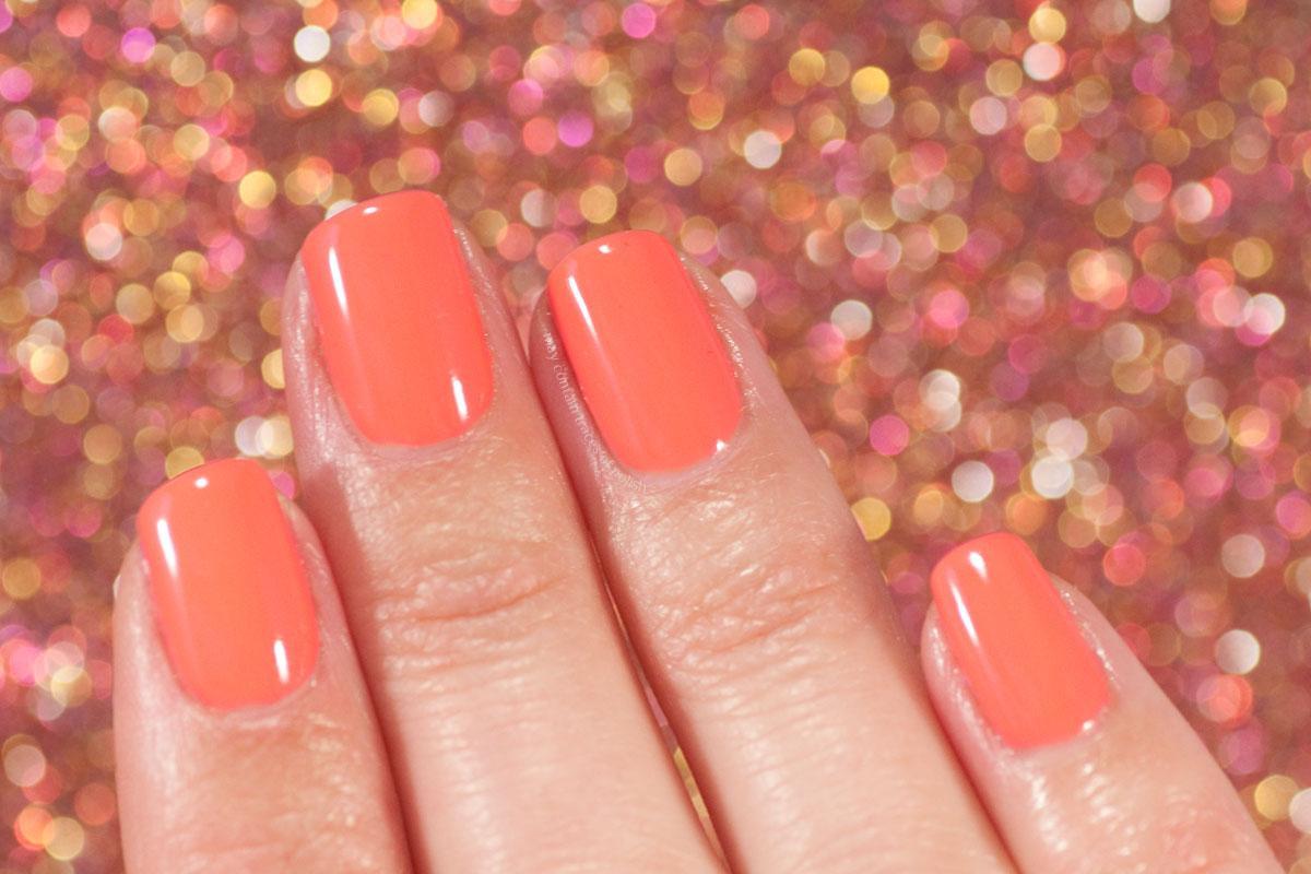 Pink Gellac Exotic Chaos Collection - 327 Mandarin Orange