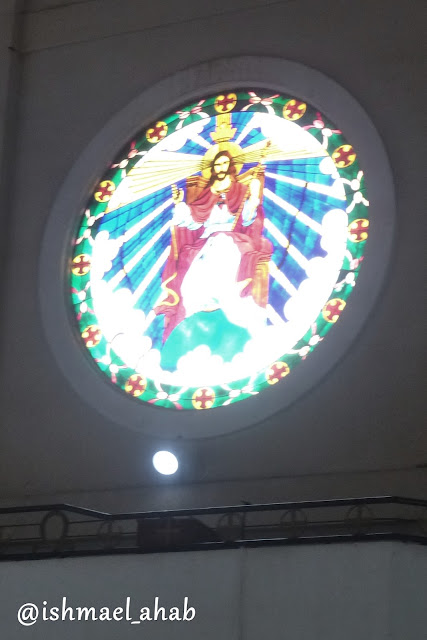 Chrsit the King in Christ the King Cathedral in Tagum, Davao del Norte