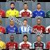 Premier league Facepack V2 - PES 2017 - Season 2019