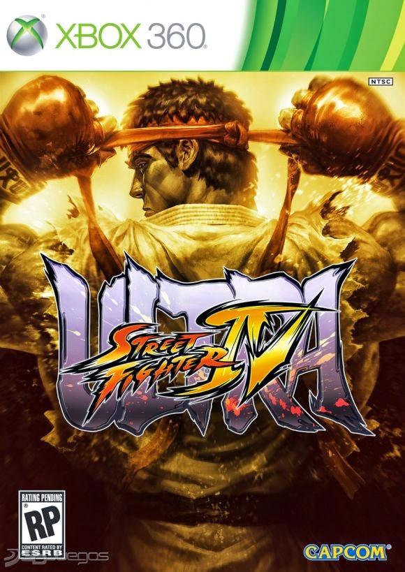 Cover Caratula Ultra Street Fighter IV XBOX 360 ESPAÑOL Descargar