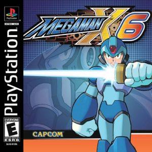 Baixar Mega Man X6 (2001) PS1 Torrent
