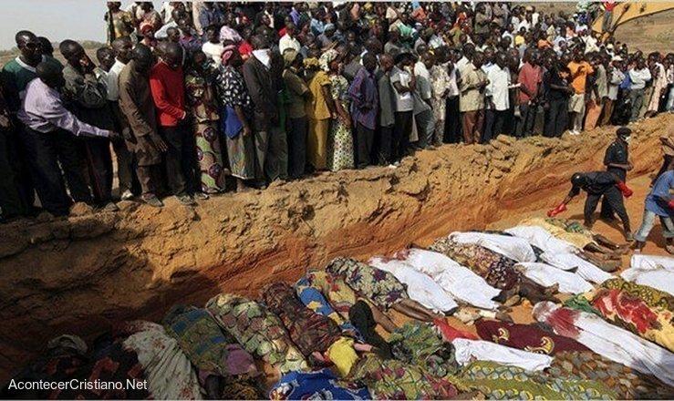 Boko Haram asesina cristianos