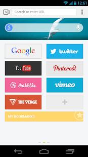 تحميل تطبيق Next Browser