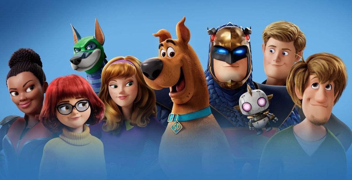 Cuộc Phiêu Lưu Của Scooby-Doo