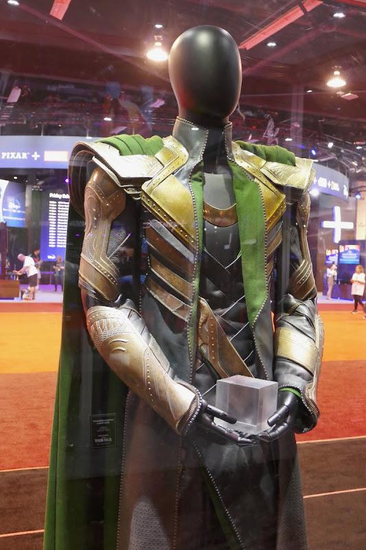 Loki costume Avengers Endgame