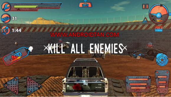 Real Demolition Derby Mod Apk Latest Version