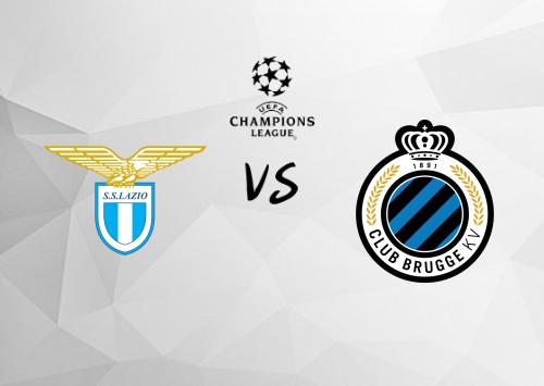 Lazio vs Brujas  Resumen