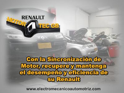 Sincronizacion Renault