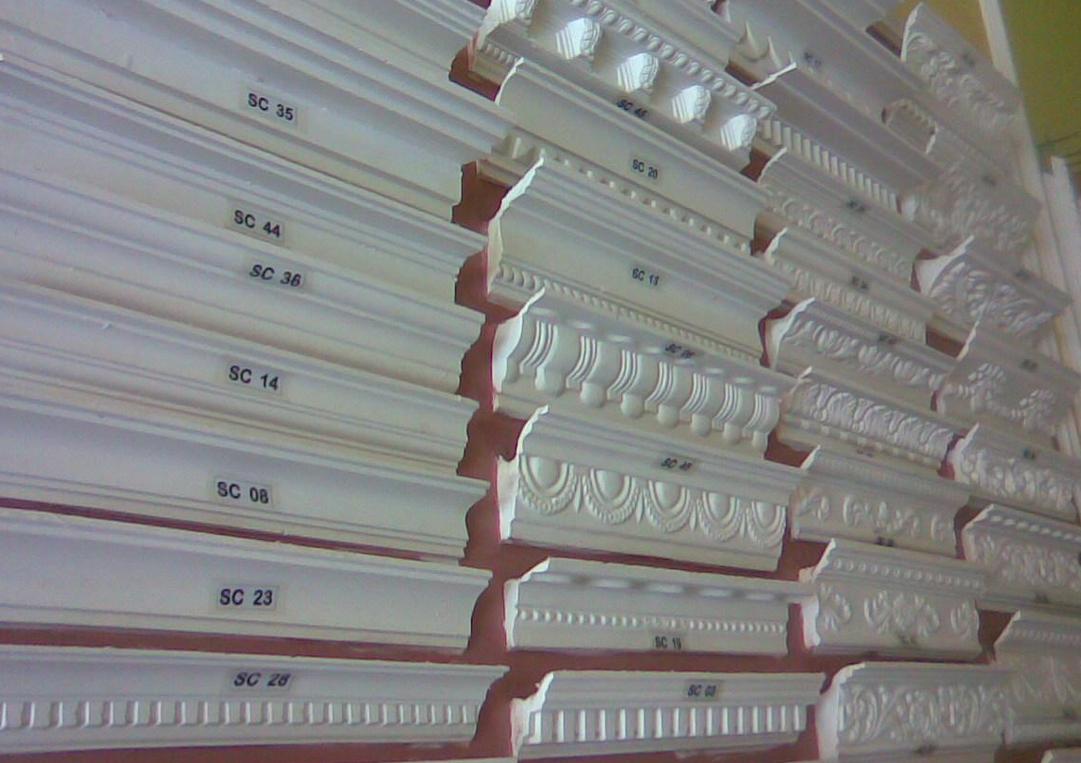 41 Model Lis Plafon Gypsum Pvc Dan Kayu Minimalis Terbaru
