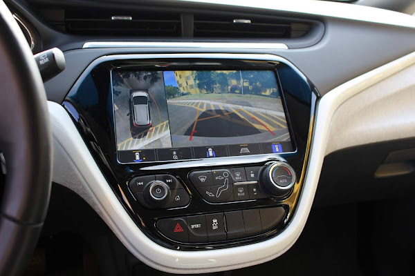 Chevrolet Bolt 2021 - impressões ao dirigir