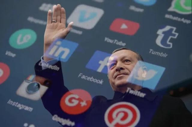 Τουρκία: Πρόστιμο 1,2 εκ. δολάρια σε κολοσσούς του Internet