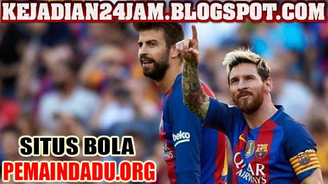 Pique Bicara Tentang Klub Yang Jadi Tujuan Baru Messi