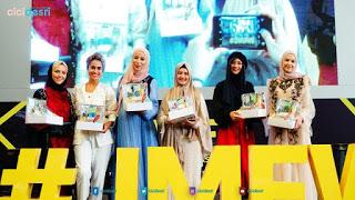Biodata Lengkap Influencer, Creative Woman, Designer Hamimi Daulay
