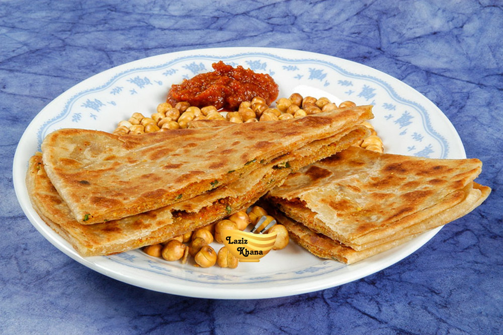 Dal Paratha Recipe in Hindi
