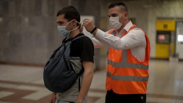 Υποχρεωτική χρήση μάσκας σε όλους τους αθλητικούς χώρους του Δήμου Ναυπλιέων