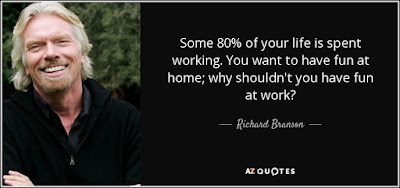 Petuah Richard Branson