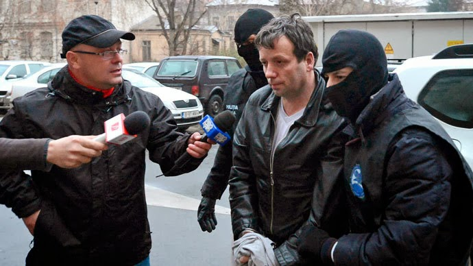Guccifer arrested in Romania