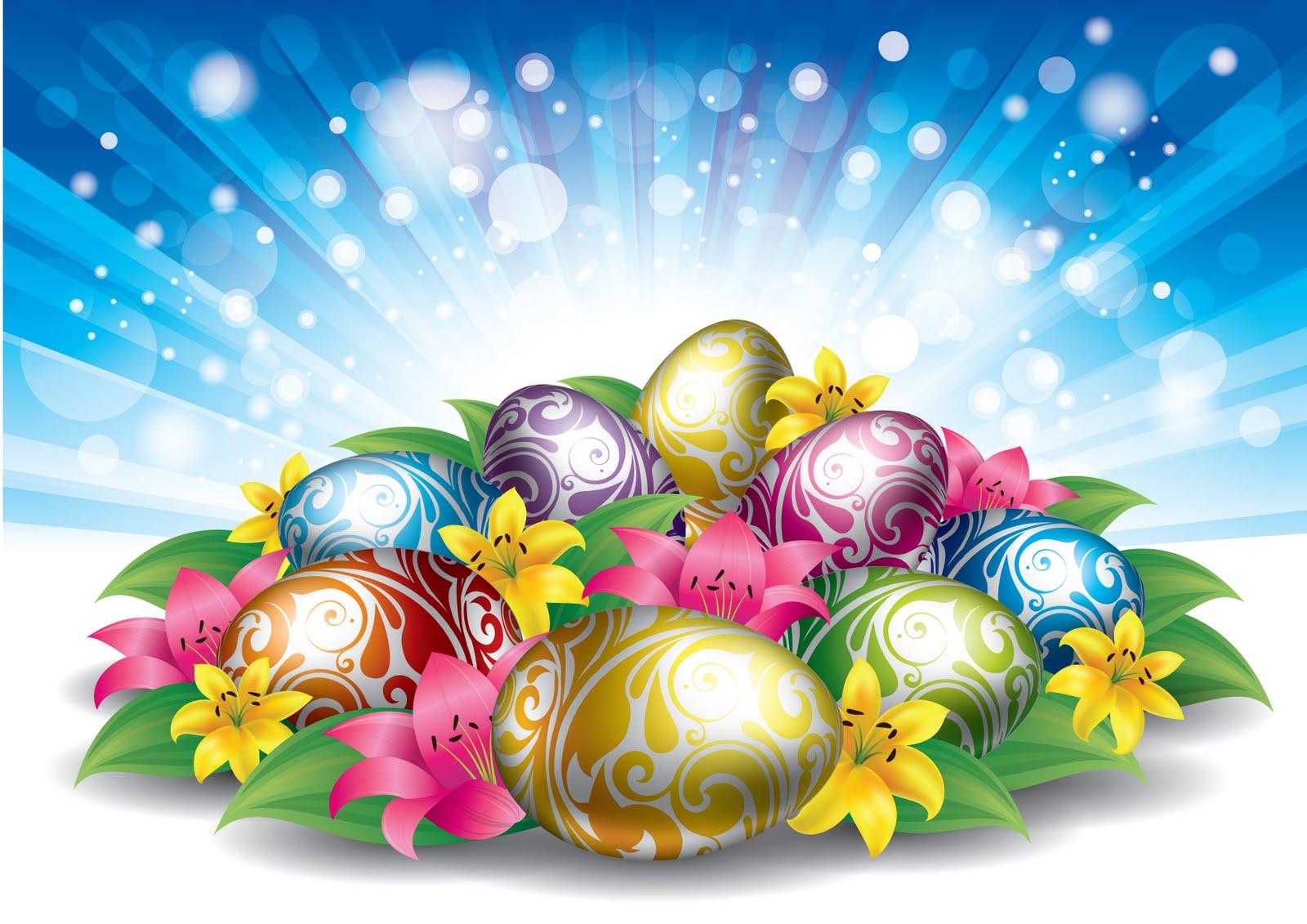 Free holiday wallpapers - Easter desktop wallpaper ...