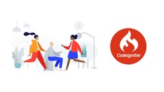 CodeIgniter Course: The Complete Guide (Step by Step)