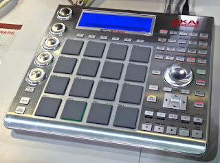 Akai MPC Professional  image from Bobby Owsinski's Big Picture blog
