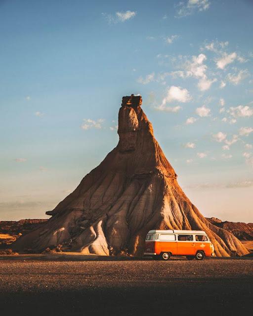 Rutas para viajar en autocaravana por Europa