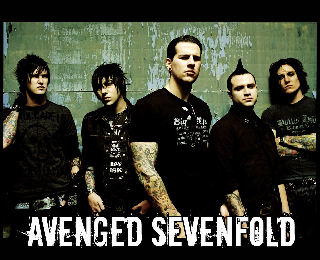 Avenged Sevenfold ( Klaten ): FOTO A7x