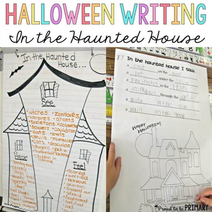https://proudtobeprimary.com/halloween-haunted-house-writing/