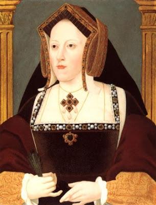 Catherine of Aragon, tudor costume
