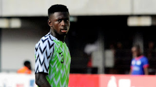 Super Eagles Defender Jaimlu Collins Agrees New One-Year Deal With German Club