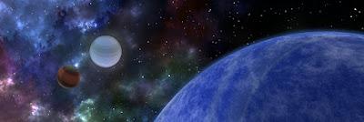 地球と不思議な兄弟惑星