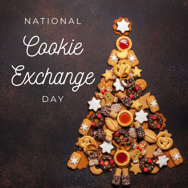 National Cookie Exchange Day Wishes Images