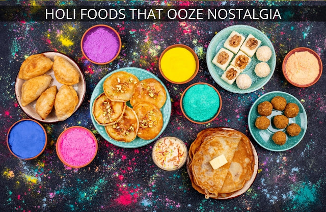 When is holi 2021, date, time & special, traditional holi foods