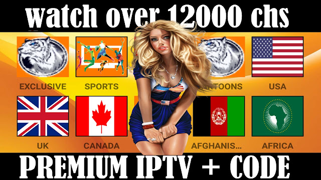TIGER IPTV BEST PREMIUM IPTV TO WATCH BEST PREMIUM CHANNELS + CODES