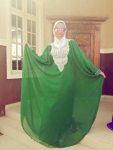 Yay or Nay? Actress Ibinabo Fiberesima steps out in hijab