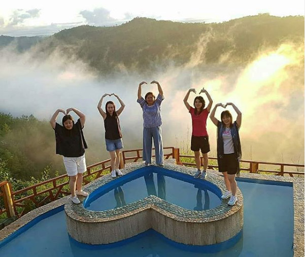 Wisata Bukit Panguk Mangunan