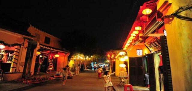 Thành phố Hội An – Quảng Nam