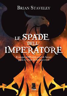 Le spade dell'imperatore copertina