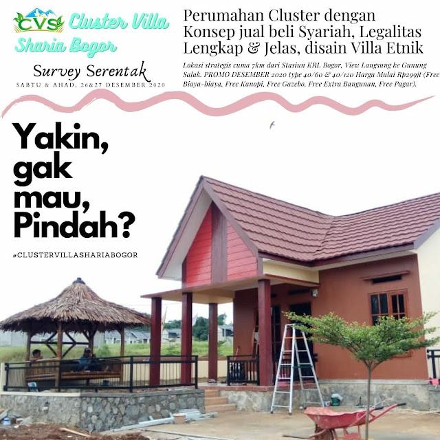 Cluster Villa Sharia