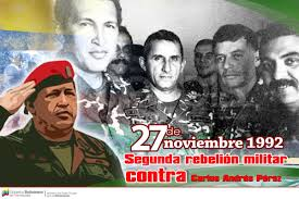 El Génesis de la Rebeldía. Un antes y un después en la historia de la Revolución Bolivariana