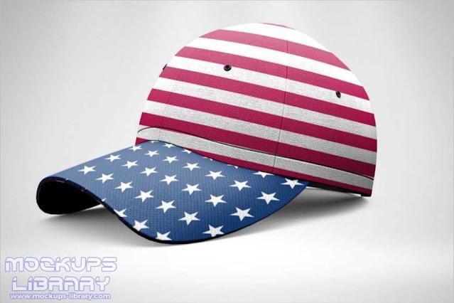 Customizable Cap Mockup Design