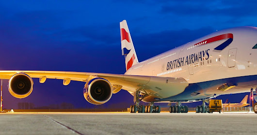 British Airways SALE