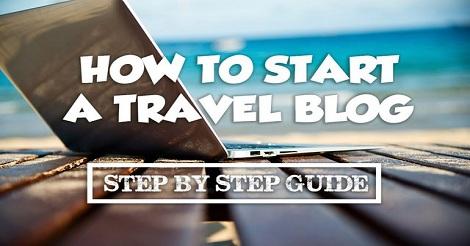 Tips Menjadi Travel Blogger Sukses