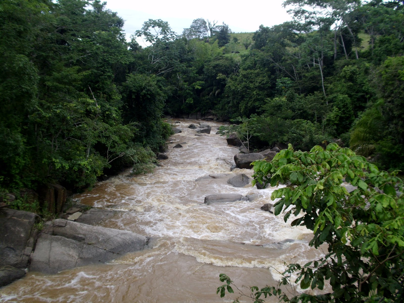 RIO ENGANADO - COLORADO DO OESTE