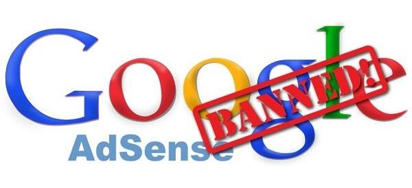 10 ways to avoid your AdSense Account getting banned or suspended