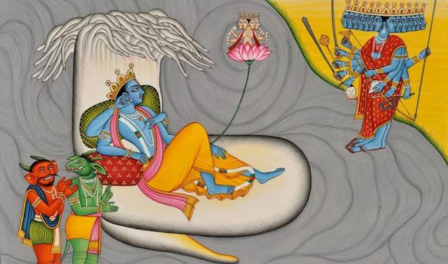 Madhu-Kaitabha