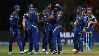 RCB vs MI 16th Match IPL 2015 Highlights