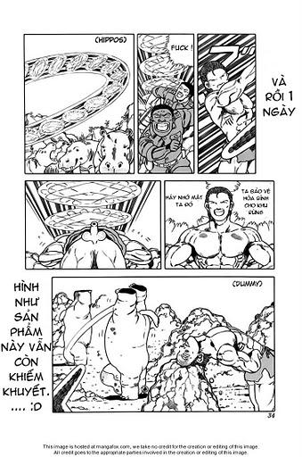 Chúa rừng Ta-chan chapter 20 trang 7